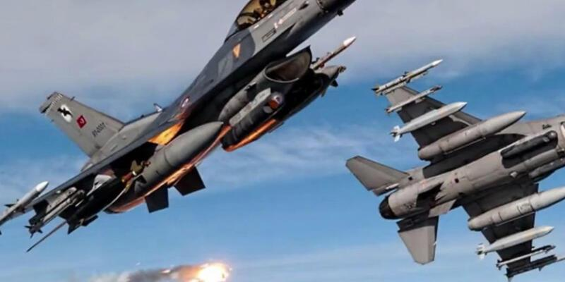 Suriye'den F-16'lara radarlı taciz