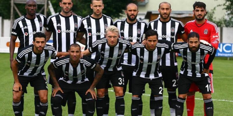 Beşiktaş'ta forma numaraları açıklandı