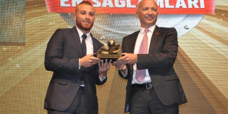 Süper Lig'de yılın en sağlamları