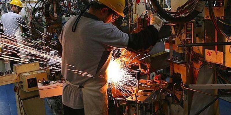 Sanayi üretimi 1.5 yılın zirvesinde