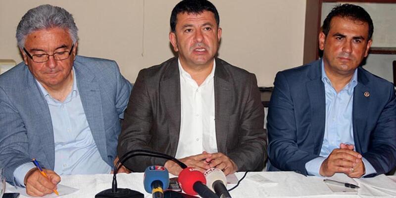 CHP'li Ağbaba: ''5 sorun çözülecekse kimseye 'yok' demiyoruz''