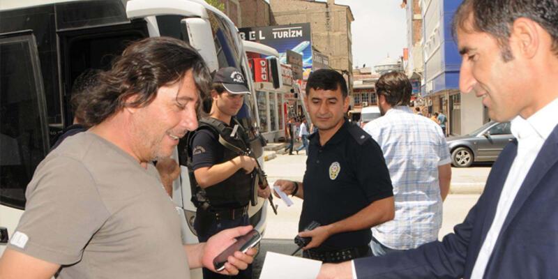 HDP polisleri barış mitingine davet etti