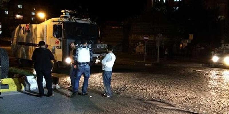 Diyarbakır'da sabah saatlerinde çatışma çıktı