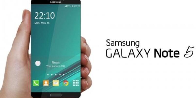 Galaxy Note 5'de microSD kart karmaşası