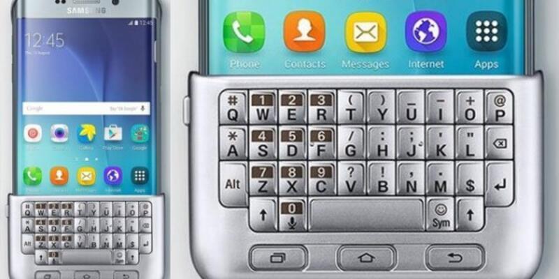 Galaxy S6 Edge Plus'ın aksesuarları ortaya çıktı