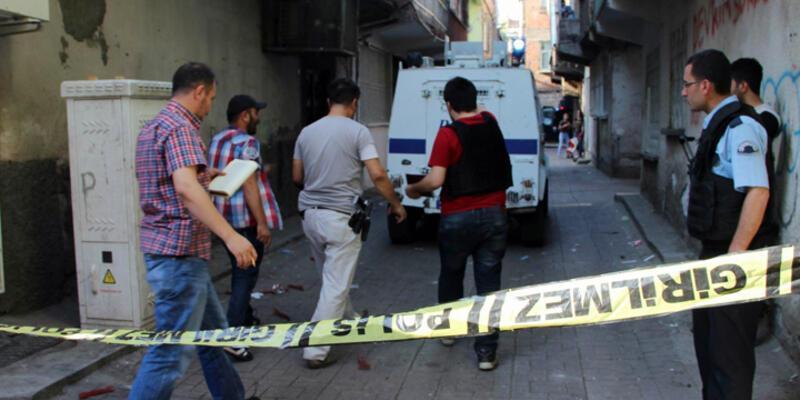 Diyarbakırda silahlı saldırı: 1 ölü