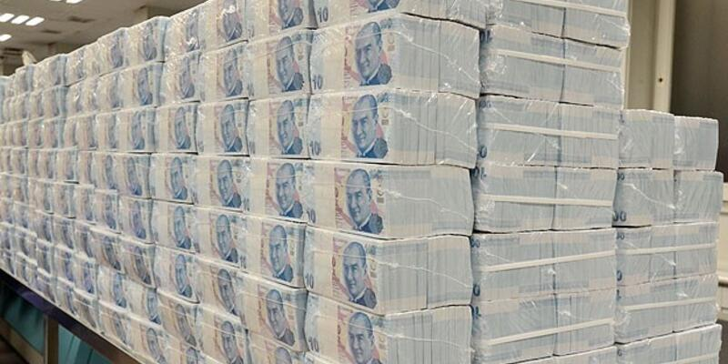 Türkiye 6 ayda 66 milyar lira biriktirdi
