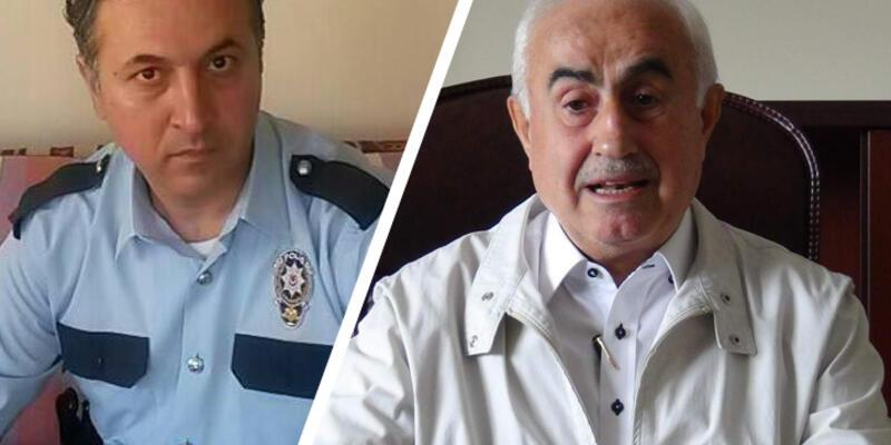 Vali makamına koruma eşliğinde alınan polis memuru isyan etti