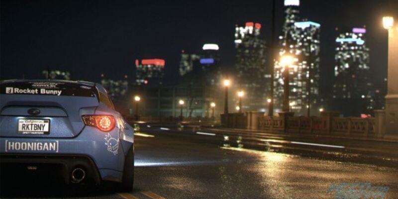 Yeni Need for Speed ortaya çıktı
