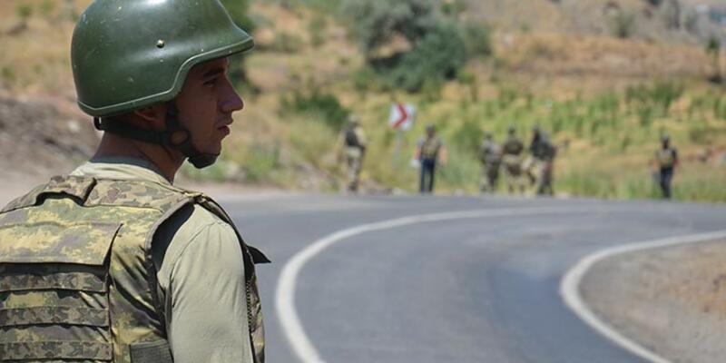 Şırnak'ta PKK saldırısı: 1 asker şehit oldu