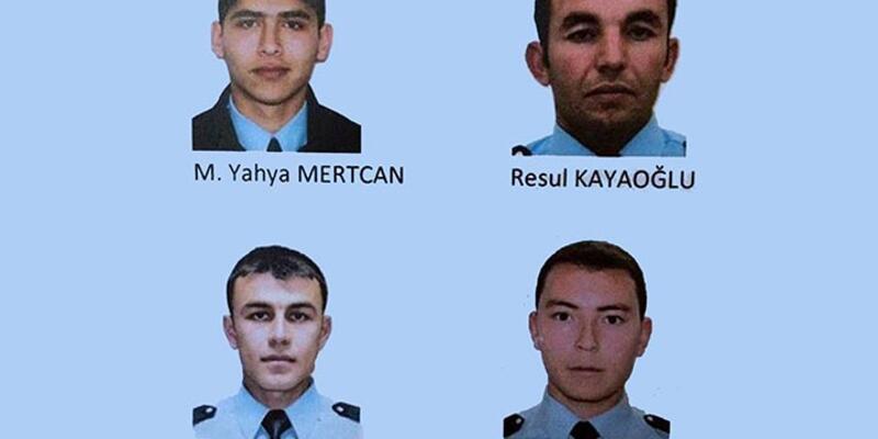 Silopi'deki saldırıda ölen polisler, son yolculuğuna uğurlanıyor