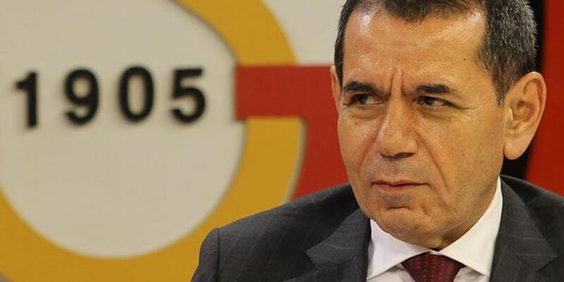 Dursun Özbek'ten ilk açıklama