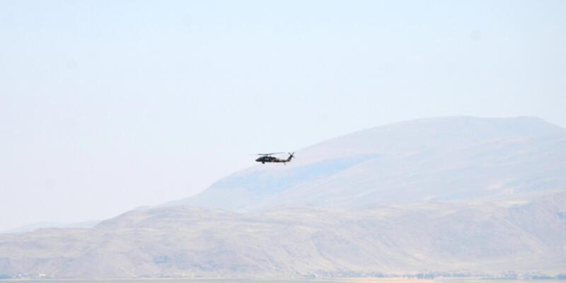 Ağrı'da 7 PKK'lı öldürüldü
