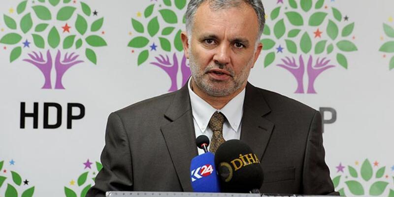 HDP'den Levent Tüzel açıklaması: Kendi tercihi
