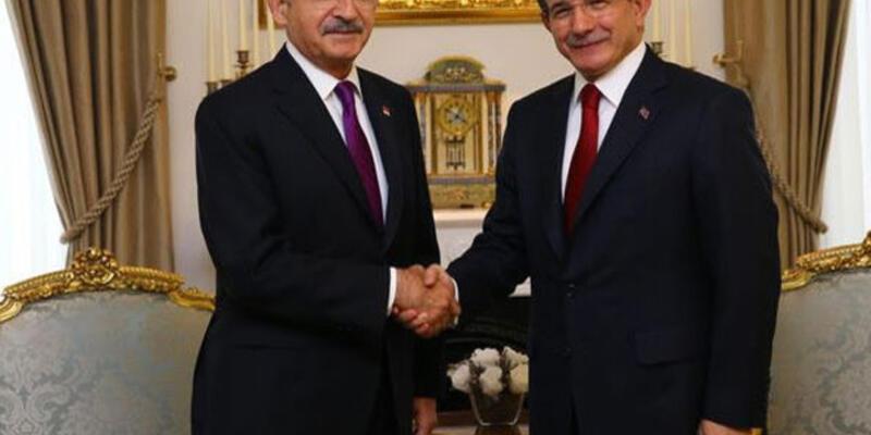 Davutoğlu-Kılıçdaroğlu görüşmesinin tarihi belli oldu