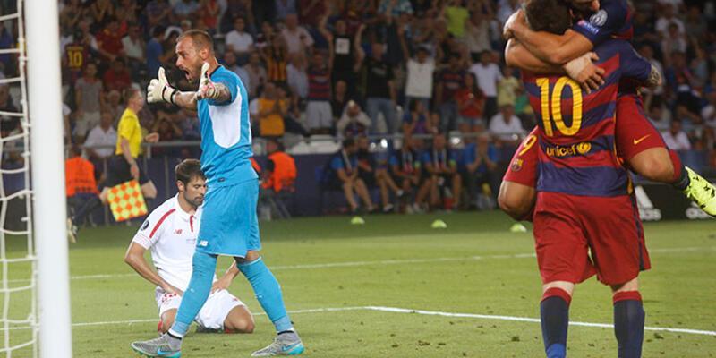 Nefes kesen maç: Barcelona - Sevilla: 5-4