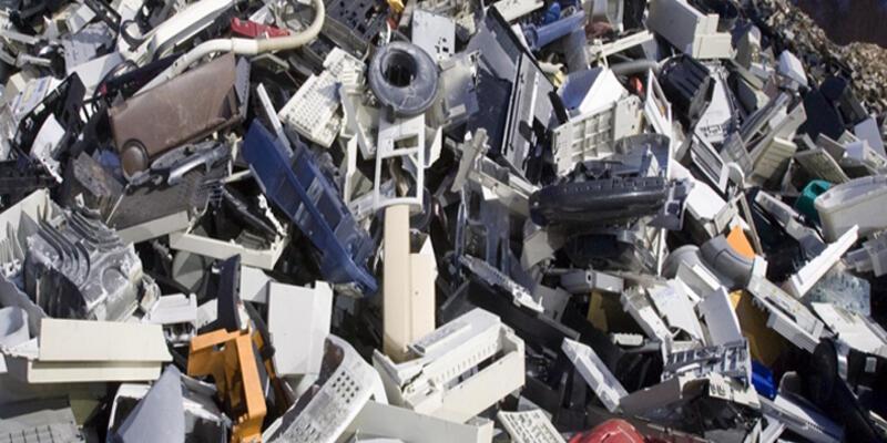 Elektronik atıklar çöpe gitmeyecek