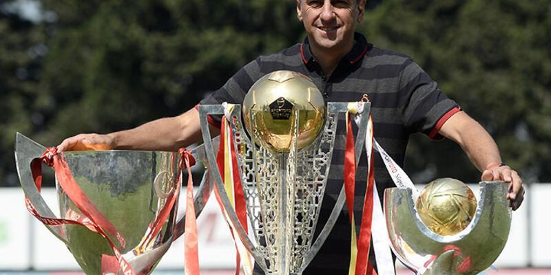 Galatasaray'dan kupa şov