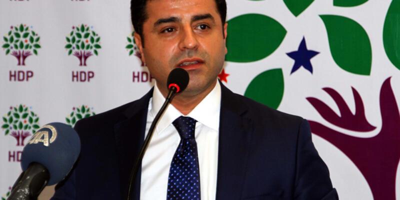 """HDP lideri Demirtaş:""""ABD'nin Kürtlere ihanet ettiğine... """""""