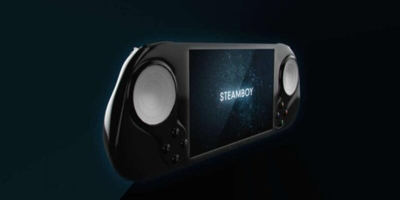 Steamboy ile tanışın