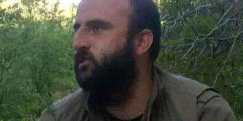 """PKK'nın """"eyalet sorumlusu"""" öldürüldü!"""