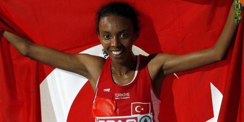 Elvan Abeylegesse'ye doping cezası: 2 yıl men