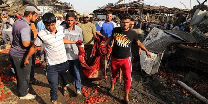 Irak'ta kanlı saldırı