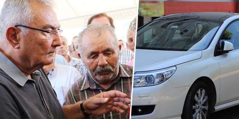 Deniz Baykal'ı soyduğu öne sürülen 2 kişi gözaltına alındı