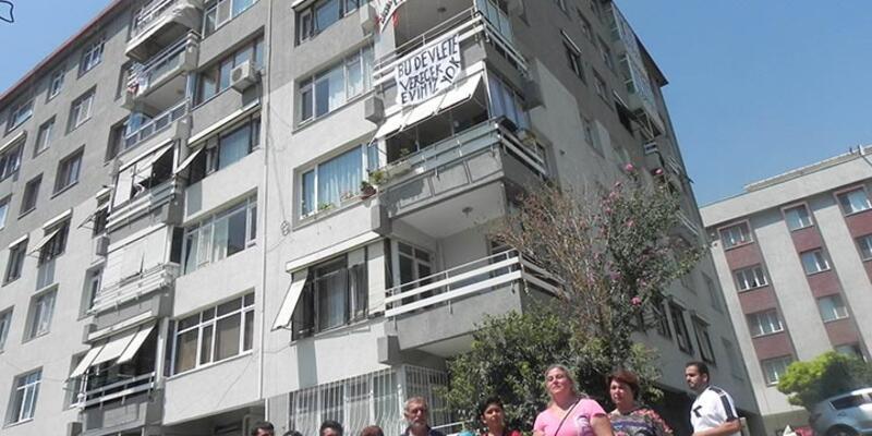 """Ambarlı'daki """"afet yıkımlarında"""" rant iddiası"""