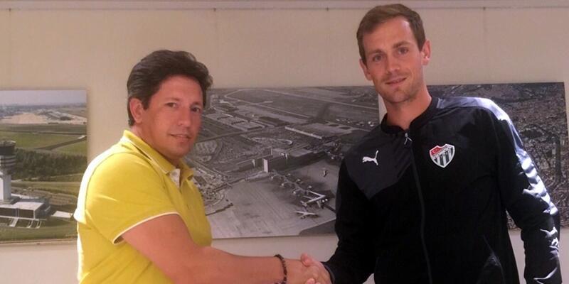 Bursaspor De Sutter'i transfer etti
