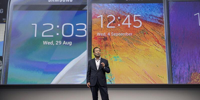 Samsung Note 5 ve S6 Edge+'ı tanıttı