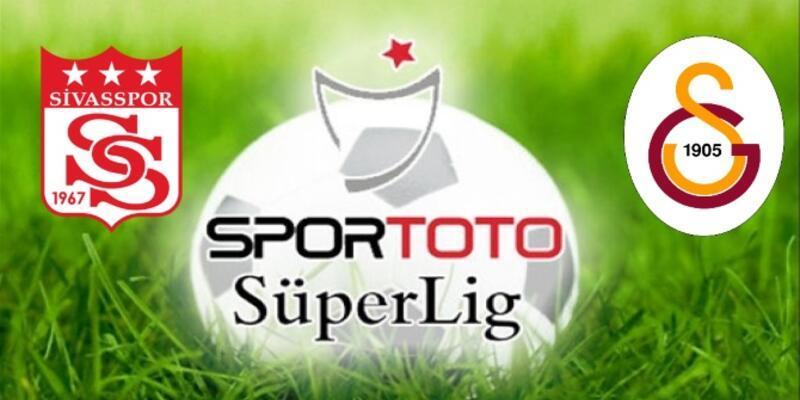İşte Galatasaray'ın Sivasspor maçı kadrosu