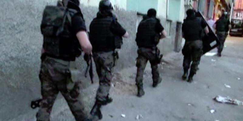 Gaziantep'te IŞİD'e giden 22 kişi yakalandı!