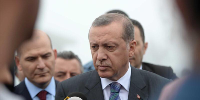 Cumhurbaşkanı Erdoğan'dan flaş açıklama