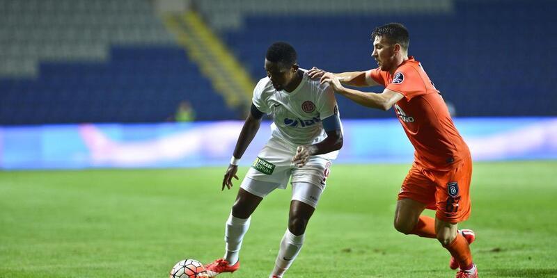 Medipol Başakşehir - Antalyaspor: 2-3