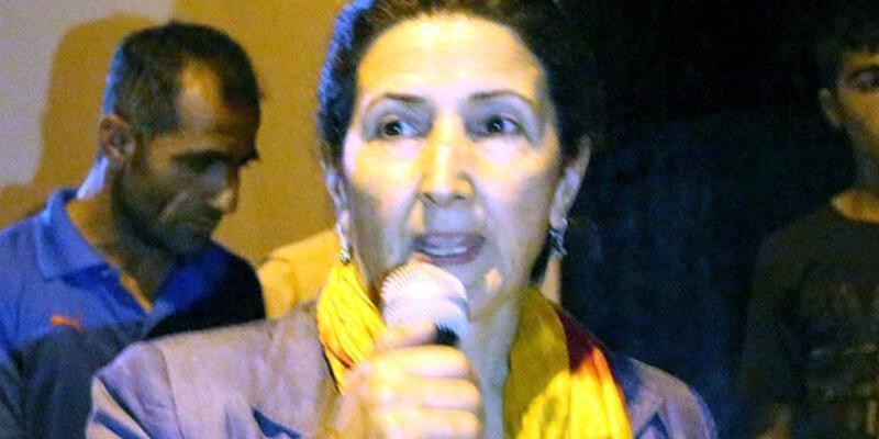 HDP'li Yıldırım: ''Bu savaş zalim ve mazlumun savaşıdır''