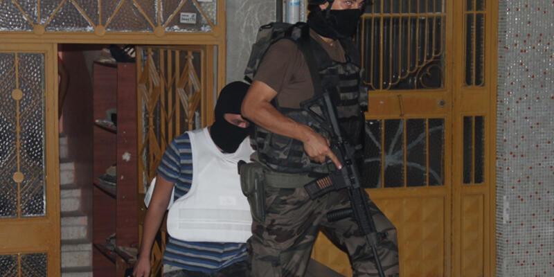 Esenyurt'ta terör operasyonu: 7 gözaltı