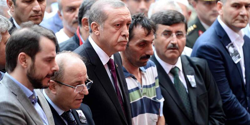"""Cumhurbaşkanı Erdoğan: """"Teröristi, polisin ve askerin vurma yetkisi vardır"""""""