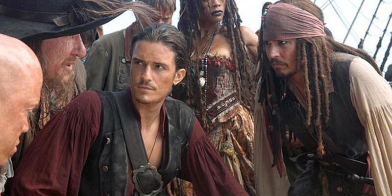 Orlando Bloom, Karayip Korsanları'na geri dönüyor!