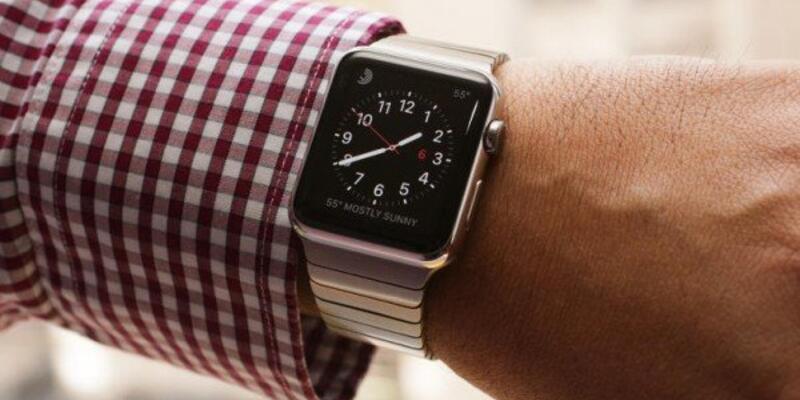 Şişmanlara özel Apple Watch
