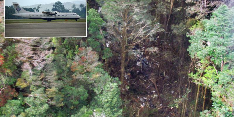 Endonezya uçağının enkazında ortaya çıkan şok detay!
