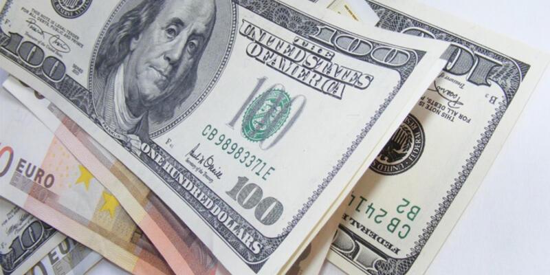 Dolar 2.90'ı, euro da 3.20'yi geçti