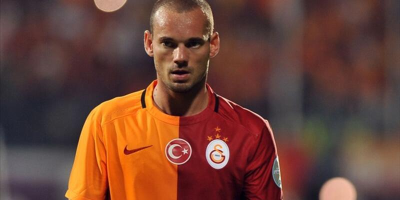 "Sneijder az da olsa ""feda"" dedi"