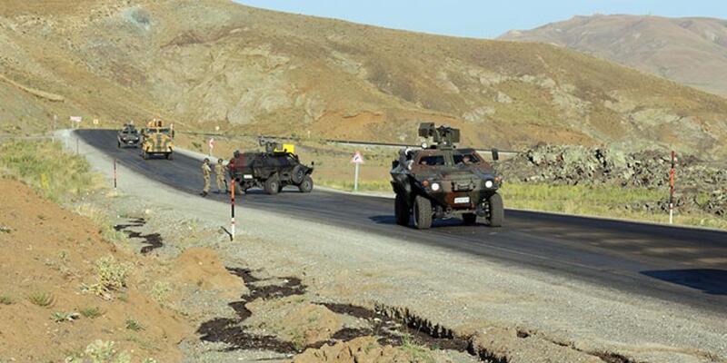 Ağrı ve Tenderük Dağları yeniden özel güvenlik bölgesi ilan edildi