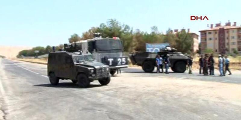 Lice ve Ergani'de PKK operasyonu