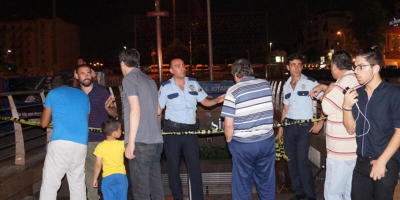 Taksim Metro İstasyonu'nda şüpheli çanta