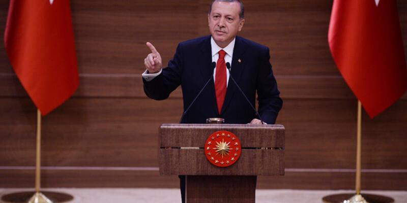 """Cumhurbaşkanı Erdoğan: """"Beştepe'nin adresini bilmeyenler..."""""""