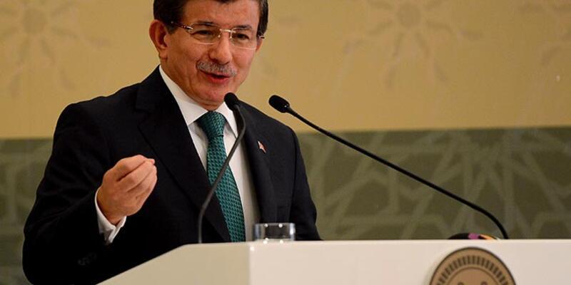 Davutoğlu, müftüleri IŞİD, PKK ve DHKP-C'ye karşı göreve çağırdı