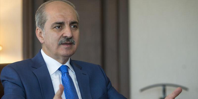 """Numan Kurtulmuş: """"HDP'li hükümetle ulusal güvenlik endişemiz olmaz"""""""