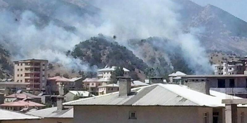 Şemdinli'de 8 PKK'lı öldürüldü